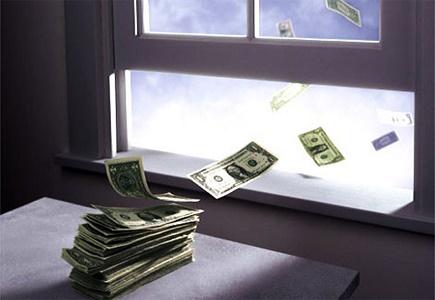 Дома пропадают деньги