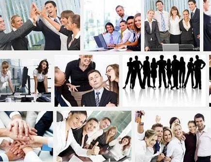 набор персонала по знакомству